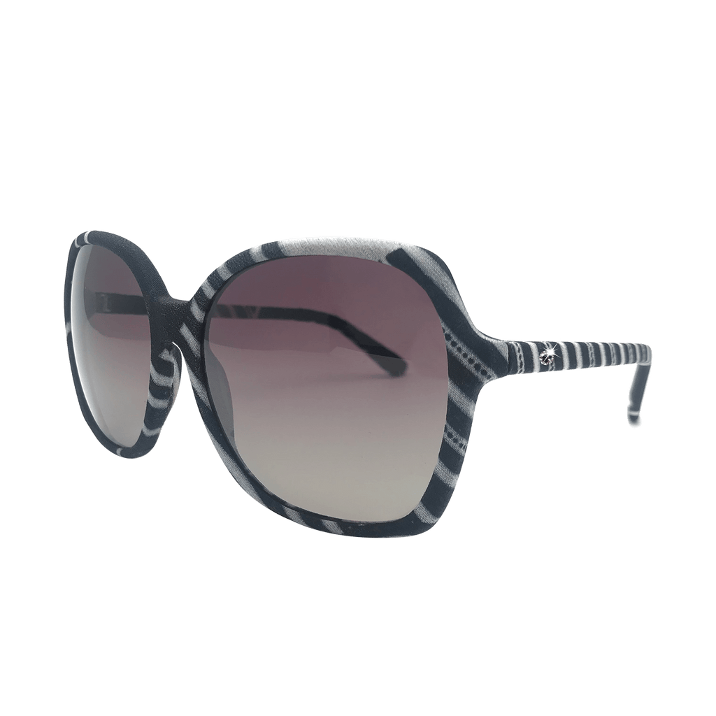 【PEARL OF HK】Hand-made 100% Silk-wrapped Sunglasses UV400 - THE SPARKLE COLLECTION by GERMAN POOL