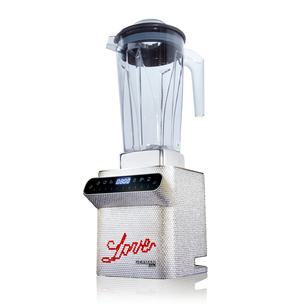 【MONOGRAM】Love Crystal Food Processor - THE SPARKLE COLLECTION by GERMAN POOL