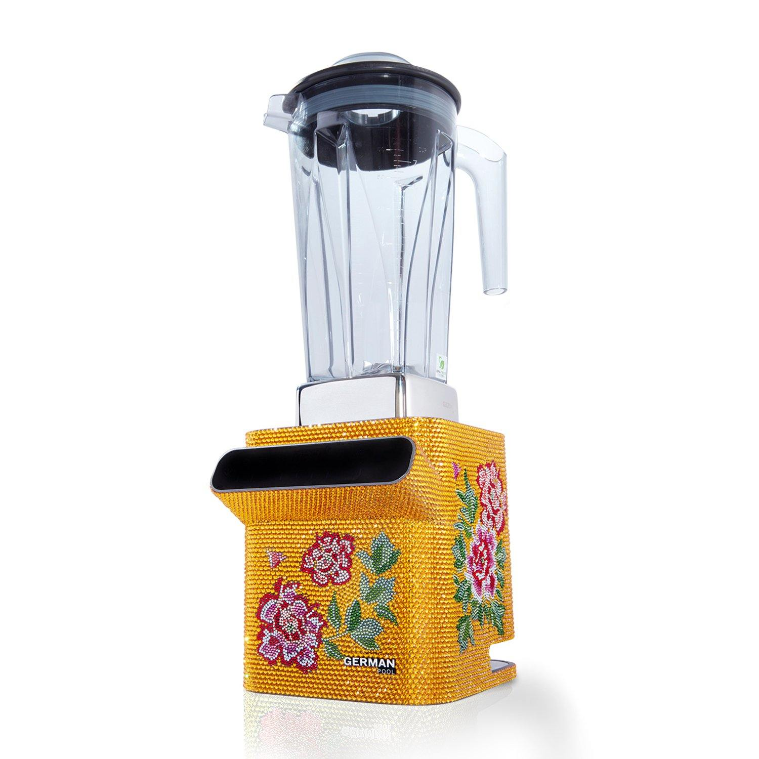 【PEONY】 Crystal Food Processor