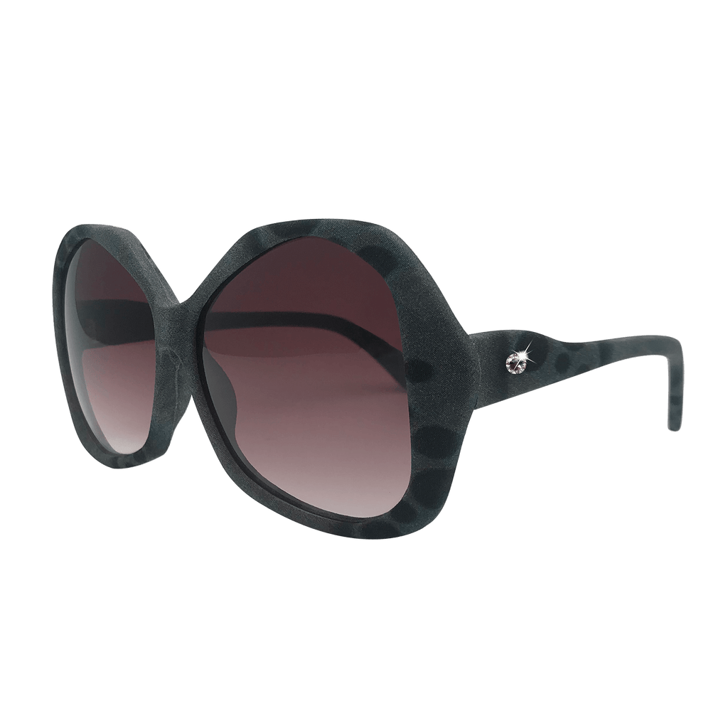 【PROSPERITY】Hand-made 100% Silk-wrapped Sunglasses UV400 - THE SPARKLE COLLECTION by GERMAN POOL