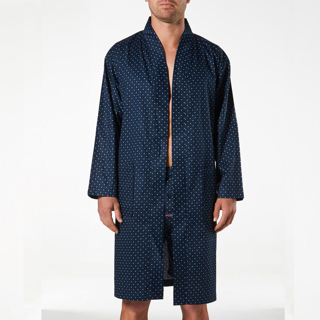 Men's Cotton Robe