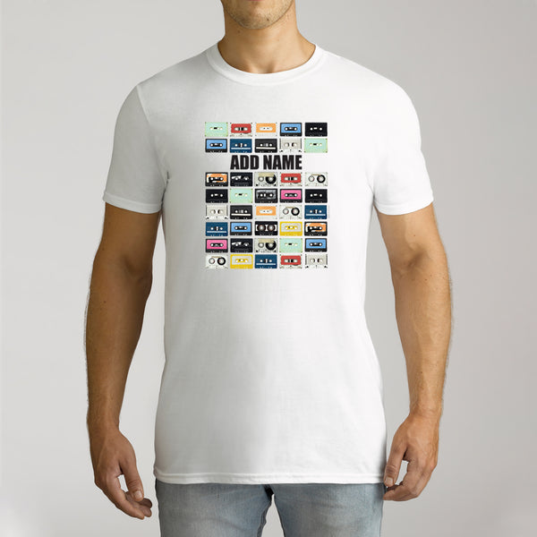 Men's Personalised T-Shirt