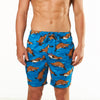 Men's Platypus Pyjama Shorts