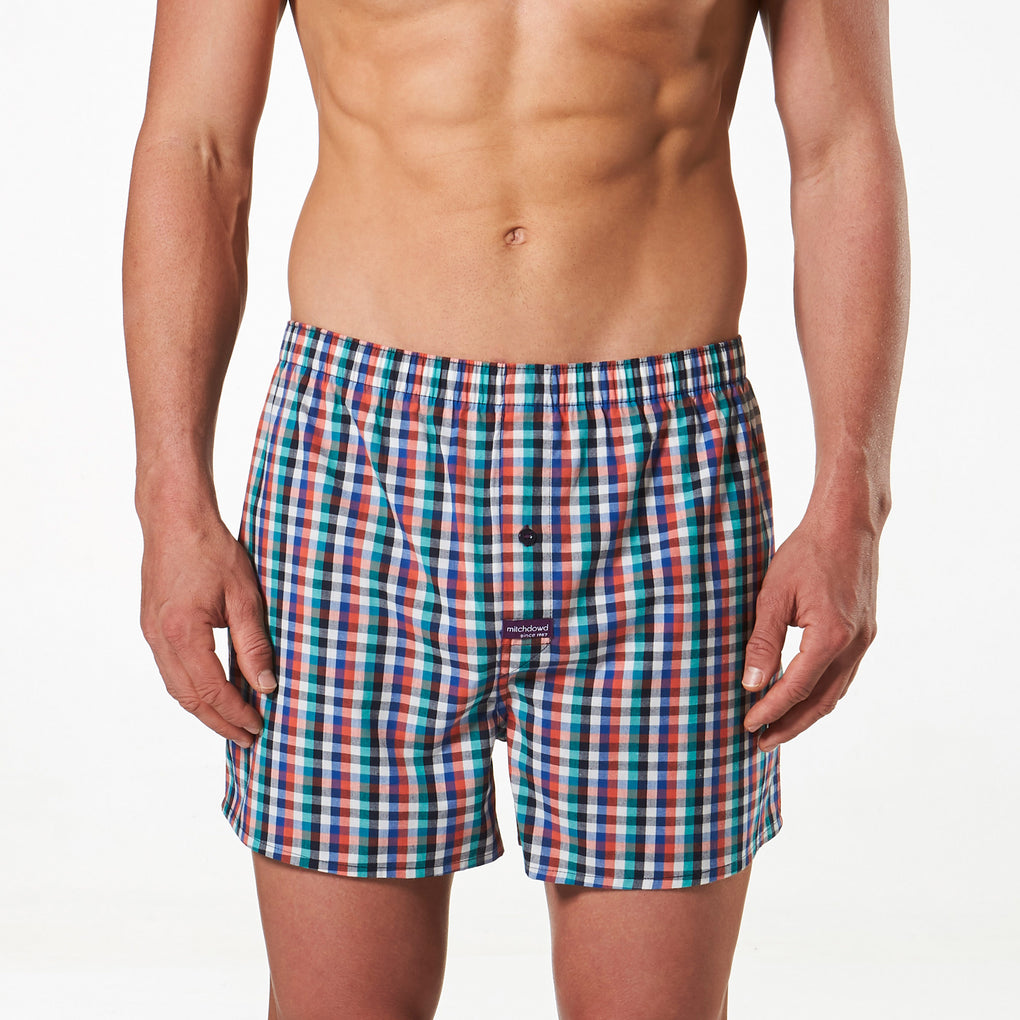 Men's 2 Pack Boxer Shorts