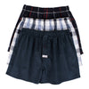 Men's Cotton Boxers 3 Pack