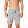 Men's Slim Leg Knit Lounge Shorts