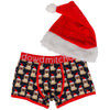 Men's Cotton Trunks and Hat