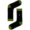 Men's Embroidered 3 Pack Socks
