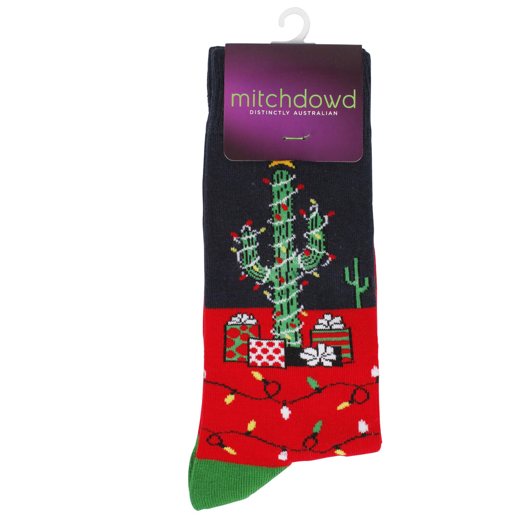 Men's Fun Christmas Socks