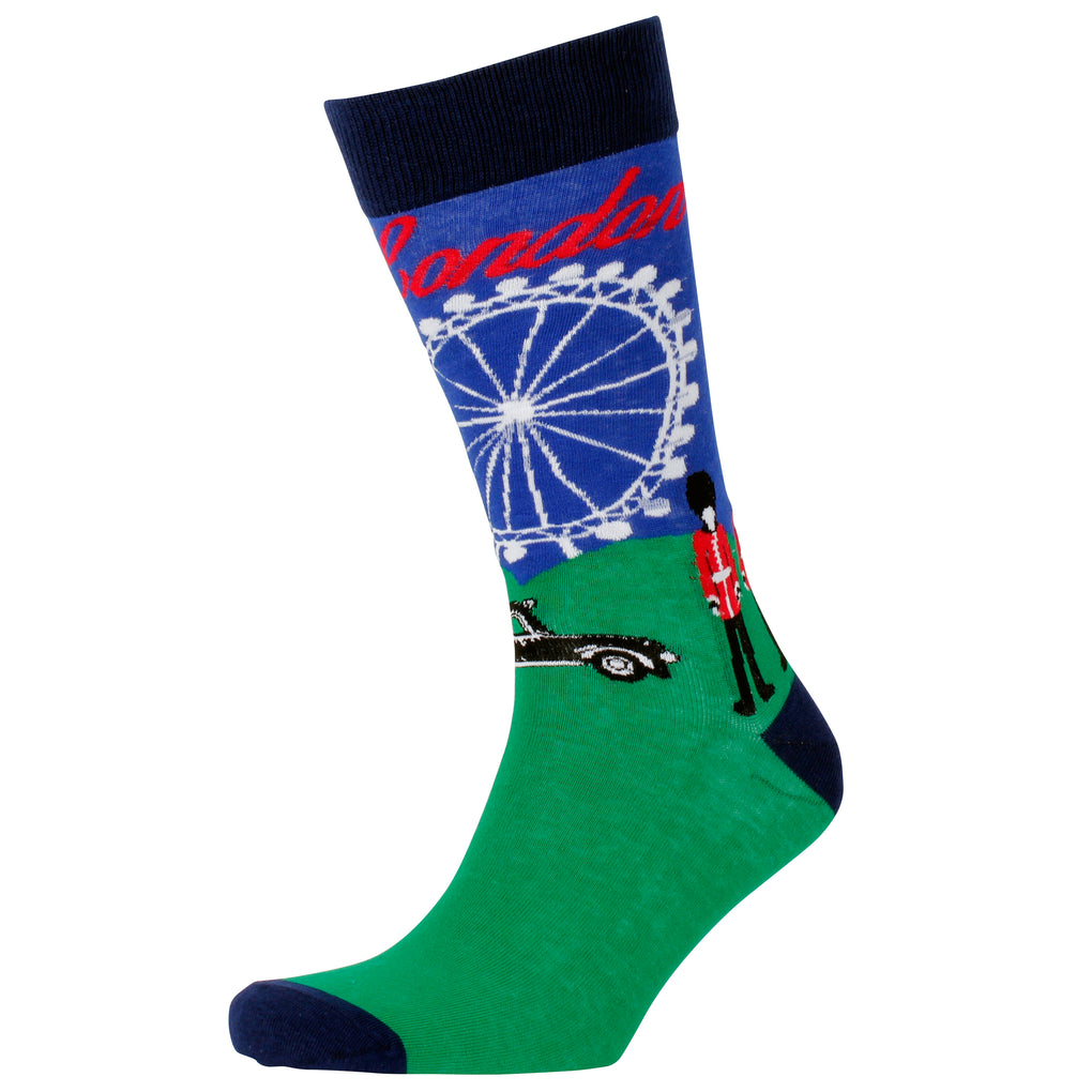 Men's London Crew Socks