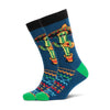 Men's Singing Cactus Crew Socks