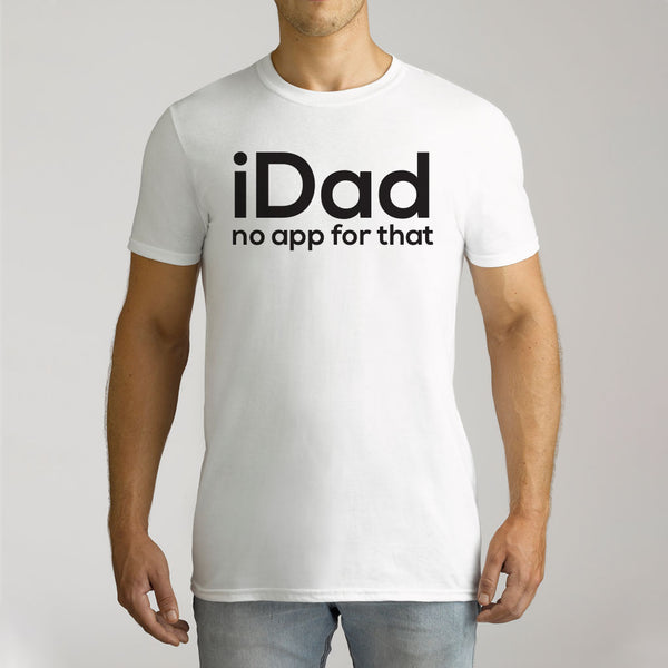Men's iDad Short Sleeve T-Shirt