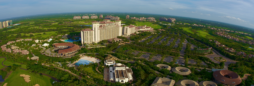 Mission Hills Resort (Haikou)