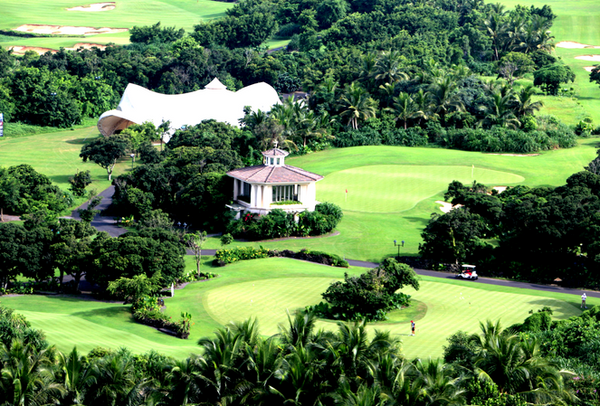 3 Days 2 Nights Golf Holiday For Members (Haikou)