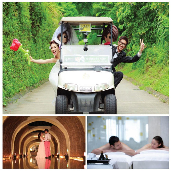2 Days 1 Night Romantic Getaway B (Shenzhen & Dongguan)