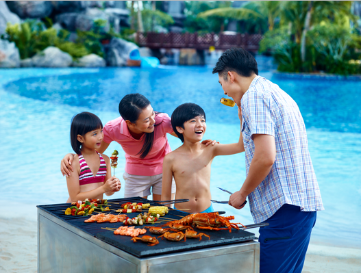 Pleasant Summer— —BBQ Banquet Package(Haikou)