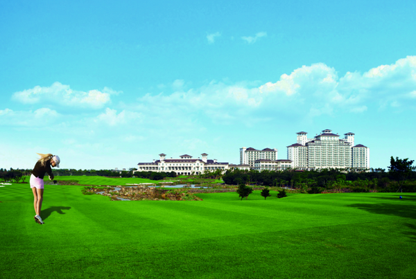 3 Days 2 Nights Swinging into Golf Holiday (Haikou)