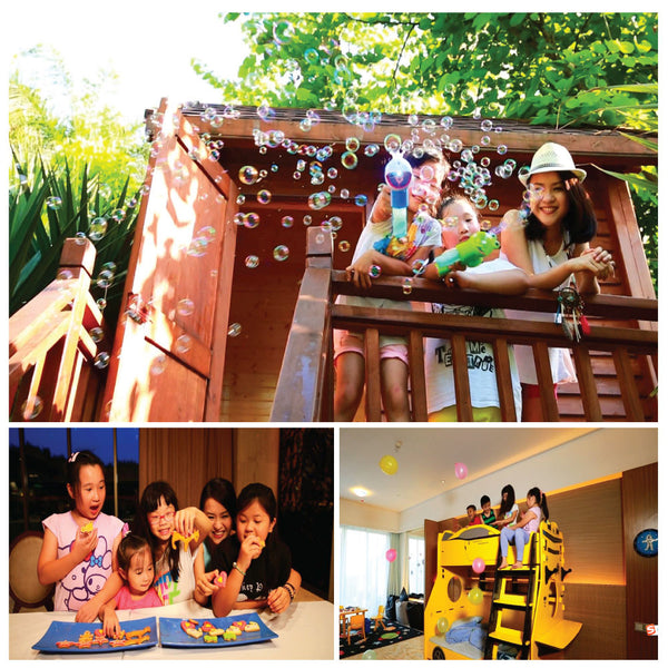 3 Days 2 Night Colorful Family Holiday (Shenzhen & Dongguan)