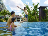 2 Days 1 Night Family Joyful Holiday (2 Adults + 2 Children) (Haikou)