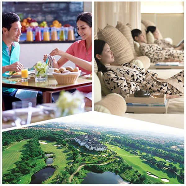 2 Days 1 Night Golf & Spa Package(Shenzhen&Dongguan)