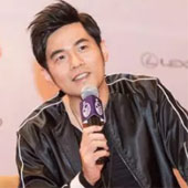 -Jay Chou (Taiwan Singer and Movie Star)