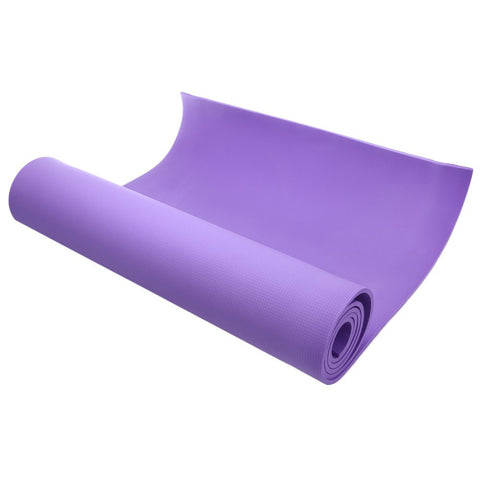 3 Colors 6MM Yoga Mat Exercise Pad Non-slip Folding Gym Fitness Mat