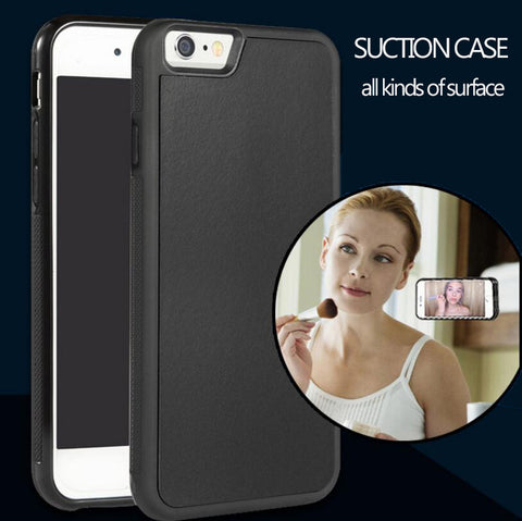 Novel Anti-gravity Phone Case For iPhone 5 5S SE 7 6 6s Plus
