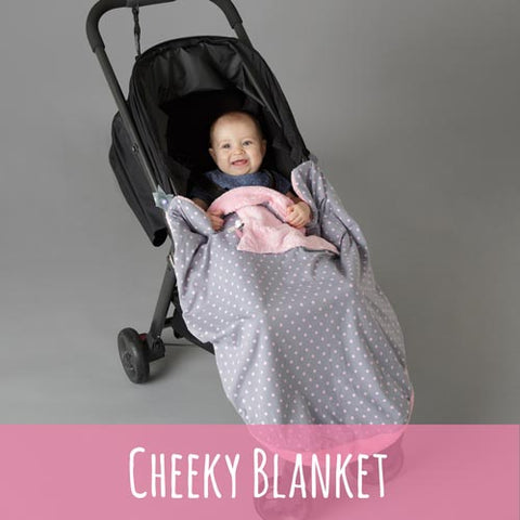 Cheeky Chompers - Cheeky Blanket