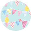 Shop by Design - Pineapple Bunting