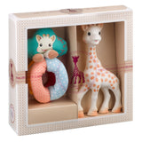 Sophie la girafe Sophiesticated Rattle Set
