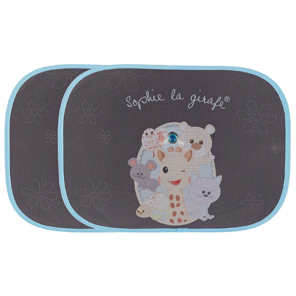 Sophie la girafe Set of 2 Car Sunshades