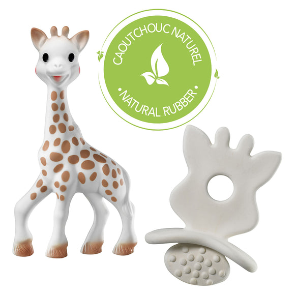 Sophie la girafe Soother Set