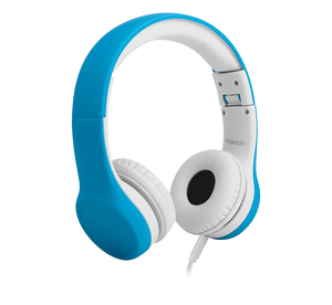 LilGadgets Connect+ Children Wired Headphones - Blue