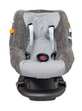 Snoozebaby - Carseat Cover - Storm Grey