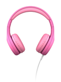 LilGadgets Connect+ Pro Children Wired Headphones - Pink