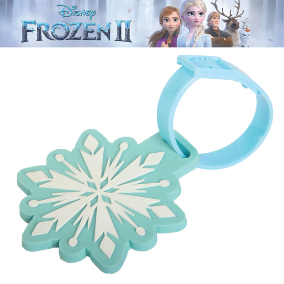 Disney Frozen 2 Luggage Tag - Snowflake