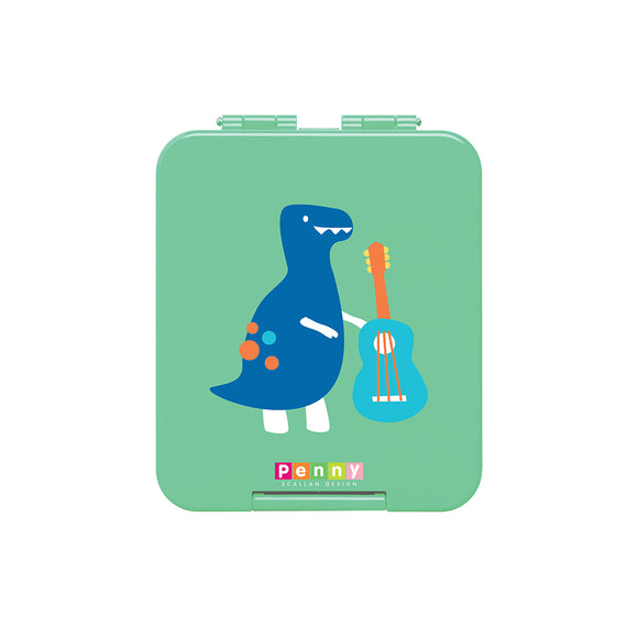 Penny Scallan Design Mini Bento Box - Dino Rock