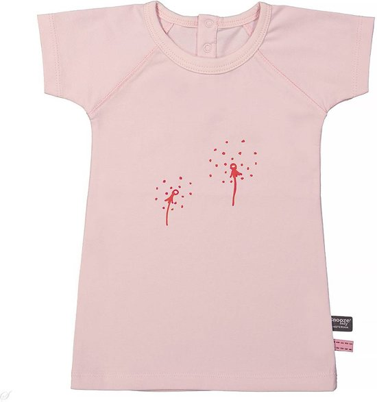 Snoozebaby - Dress - Sunset Powder Pink