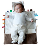 Snoozebaby - Easy Changing Changing Pad - Camel Bubbles