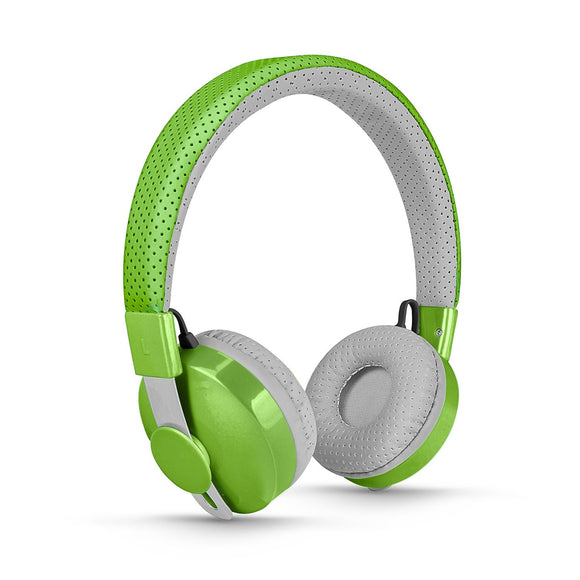 LilGadgets Untangled Pro Children Bluetooth Headphones - Green