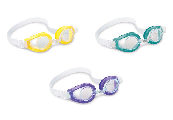 INTEX Kids Play Goggles (For 3 - 8 years old)