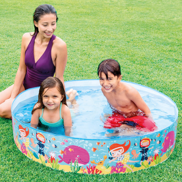 INTEX Duckling Snapset Pool (1.22m x 25cm)