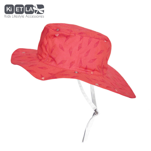 Ki ET LA - Anti-UV Sunhat - Ice Cream