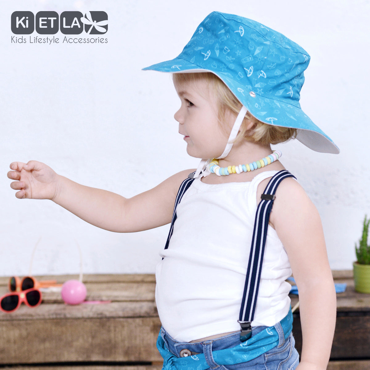1d820ab8785 Ki ET LA - Anti-UV Sunhat - Swimming Pool – Babybrands Singapore