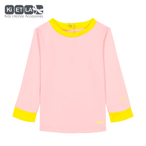 Ki ET LA Anti-UV Swim Pop Top Pink