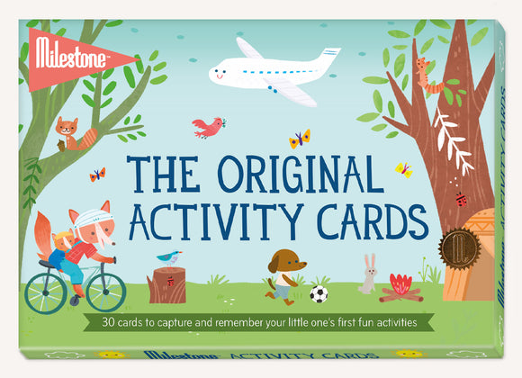 Milestone™ Activity Cards