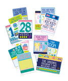Milestone Pregnancy & Newborn Photo Cards