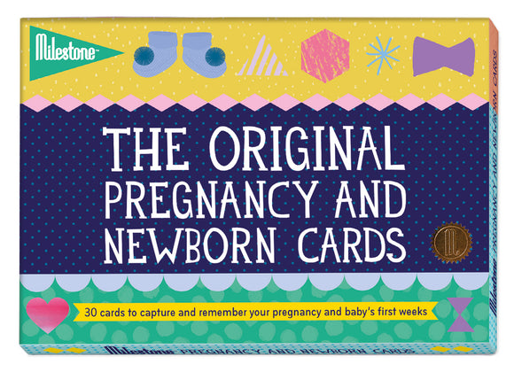 Milestone™ Pregnancy & Newborn Cards