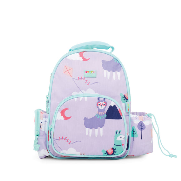 Penny Scallan Design - Medium Backpack - Loopy Llama