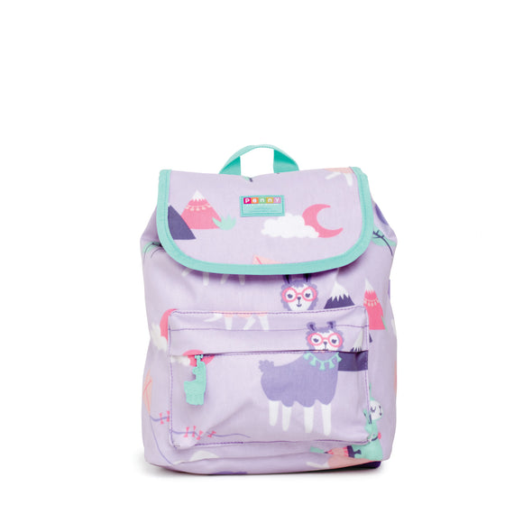 Penny Scallan Design - Top Loader Backpack Loopy Llama